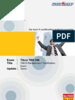 14101130-Pass4Easy-TB0106-Exam-QA-2009