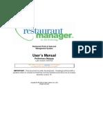 RM v15 Manual