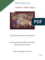 Omilii la casatorie (Cateheze maritale) - Sfantul Ioan Gura de Aur
