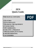 ZEN Quick Guide