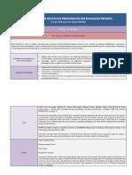 3ª série_Conhecimentos Didáticos Pedagógicos em Educação Infantil