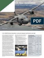 C-27J Next Gen_datasheet_FR