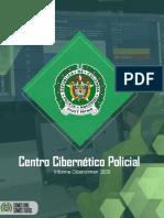 Informe Cibercrimen 2020 - Colombia