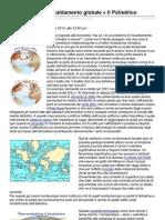 Meteorologia e Riscaldamento Globale