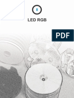 8- LED RGB