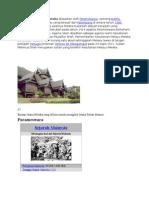 Kesultanan Melayu Melaka diasaskan oleh Parameswara