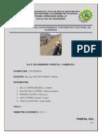Informe Levantamiento Con Nivel Ingeniero