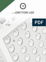 15- Proiettori a LED