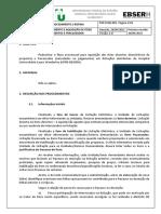 POP.SEAD.001 - PLANEJAMENTO E AQUISICAO DE ITENS DESERTOS E FRACASSADOS
