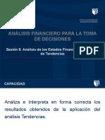 Análisis de los Estados Financieros - Análisis de Tendencias - EStudiante