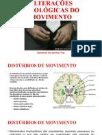 Alterações Patológicas Do Movimento