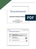 20051214_AutomotiveSoftwareEngineering_I (M. Conrad)