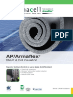 AP Armaflex Sheet & Roll