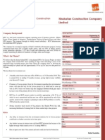 HCC Equity Research Report