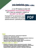 Európsky imunizačný týždeň