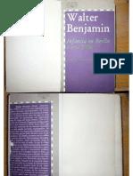 Benjamin, Walter - Infancia en Berlín