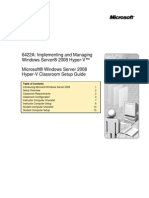 6422A-EN_Implementing _Managing_WindowsServer08_Hyper-V-SetupGuide
