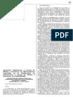 RCD N°271-2012 OS-CD TIPIFICACIÓN DE SANCIONES Y ESCALA DE MULTAS EN ACTIVIDADES DE HIDROCARBUROS
