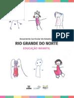 E-Book Documento Curricular do Estado do RN Educação Infantil