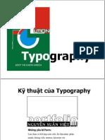 Typography - ixx2u