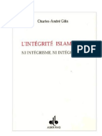 50992865-Charles-Andre-Gilis-L-integrite-islamique