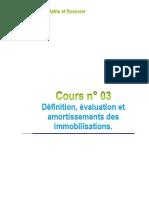SCF Cours N° 03
