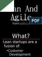 Lean And Agile 2011_04_15