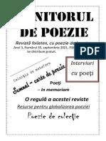 Revista Monitorul de Poezie 35.2021