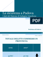 La Sicurezza a Padova