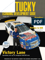 Kentucky Economic Development Guide 2011