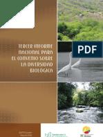 Tercer Informe Nacional para el Convenio sobre la Diversidad Biológica