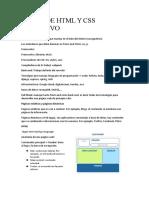 CURSO DE HTML Y CSS DEFINITIVO