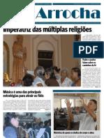 Jornal Arrocha 04 – Religiões