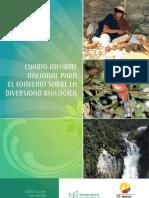 Cuarto Informe Nacional para el Convenio sobre la Diversidad Biológica