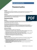 PasswordPolicy