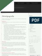 Ortotipografía _ 17centímetros