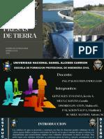 Diseño de Presas_universidad Nacional Daniel Alcides Carrion