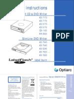Optiarc AD-7173A
