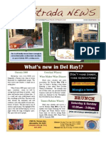 La Strada Newsletter Spring 2011