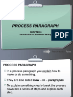 chapter 6 process paragraph.