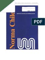 Norma Chilena NCh 433 (diseño sísmico edificios)