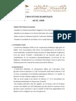 Cours Complications Aigues Diabéte (1)