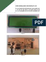 COMUNICACIÓN SERIAL LCD