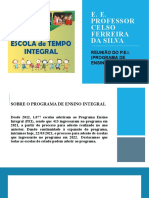 Adesão Da PEI - Periodo Integral (1)
