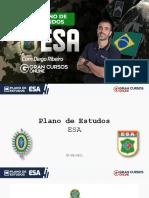 Plano de estudos ESA 2021 - 07.05 - Diego Ribeiro