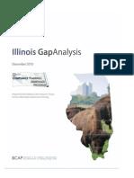 Illinois Gap Analysis Report