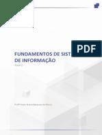 AULA 2 - FUNDAMENTOS DE SISTEMAS DE INFORMAÇÃO