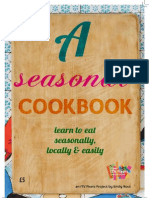 A Seasonal Cookbook
