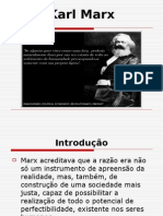 Karl Marx Slides