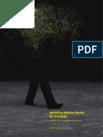 Rethinking Business Model for Innovation